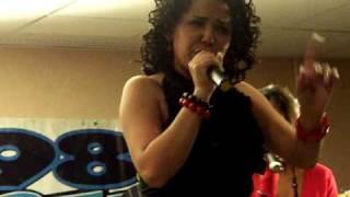 Christina (Crissy, Trina) Alfred Singing Ex-Factor By Lauryn Hill