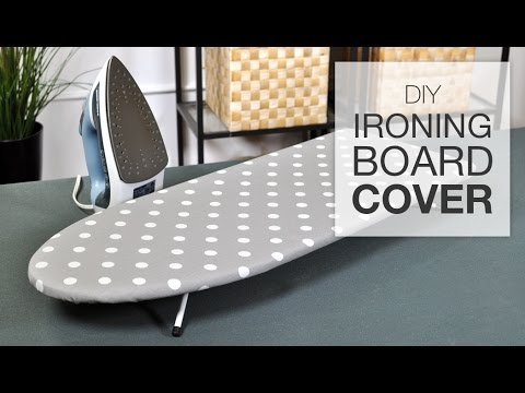How to Make an Easy Ironing Board Cover