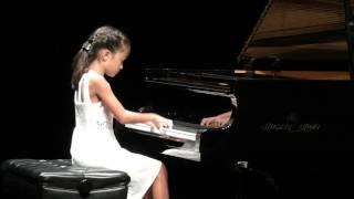 Jessica Flowers piano: Moszkowski Tarantella, op. 77, no. 6