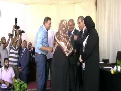 تسليم 18 سيارة نقل مبرد حمولة 5 طن للشباب بتمويل من صندوق تحيا مصر