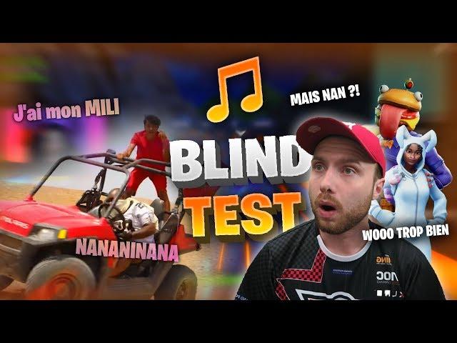 BLIND TEST  |  TOUTE CATÉGORIE (30 Musiques)