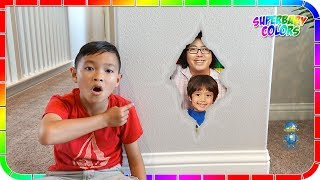 I Found A Secret Door To Ryan's Toys Review House #20 🏠🐯🤣