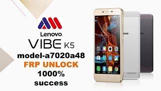 lenovo a7020a48 frp lock remove - ฟรีวิดีโอออนไลน์ - ดูทีวี