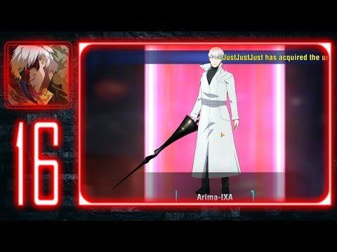 Tokyo Ghoul Dark War 东京战纪 - Gameplay Walkthrough Part 16