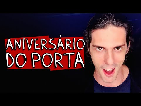 PLANTANANÃ - ANIVERSÁRIO DO PORTA