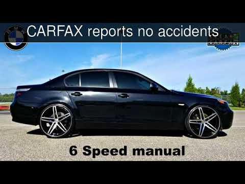 2005 BMW 545i 545 5 Series 22 Wheels  Used Cars - Palmetto,FL - 2017-10-21