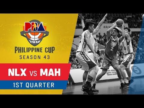 [Sport5] Semis G5: NLEX vs. Magnolia – Q1 | PBA Philippine Cup 2018