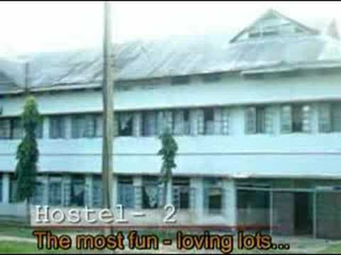 this is AEC with its natural beauty   Uploaded by mitaditayuta on Aug 21, 2008   Assam Engineering College