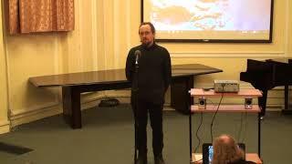 Вечер памяти иеросхимонаха Симона (Гажджикасимова)