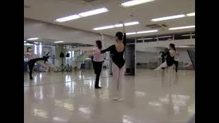 【アーカイブ】3/13バレエ振付のサムネイル画像