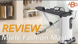 WHAT DOES A $2,000 IRONING BOARD LOOK LIKE?
