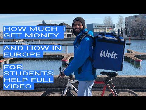 Kas kaip uždirbo pinigus