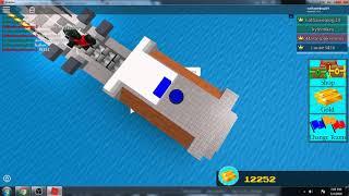 ROBLOX Build A Boat For Treasure