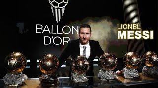 Oficial MESSI GANÓ el BALÓN DE ORO 2019 - FIFA Ceremonia completa 2 dic 2019