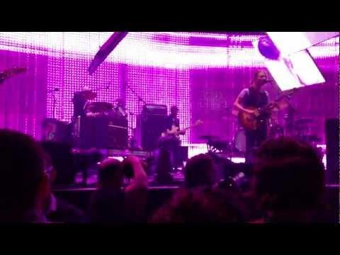 Concierto Radiohead