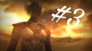 Прохождение Infinity Blade 3 #3 - Первый босс