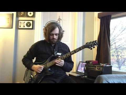 "Me playing Eric Clapton's 1st solo from Cream's ""Crossroads""."