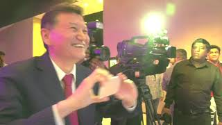 "Grand Mahurat of Hollywood Film ""HE IS BACK"" in Dubai"