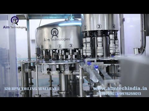 Package Drinking Water RO Plant