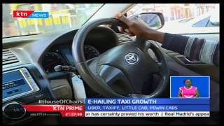 KTN Prime: E-Hailing Mobile Apps like Uber are a salvation from the perennial festive road crashes