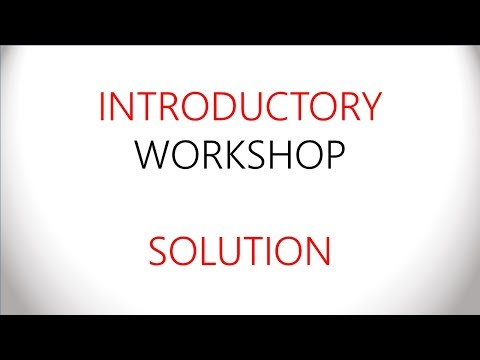 Master Course In Construction Claims (Online/Distance-Learning)-Sample Video - Introductory Workshop