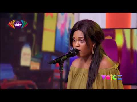 Ama auditions for Voice Factory 2019; how impressive is she?