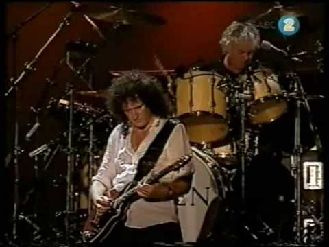 Feel Like Making Love;Queen + Paul Rodgers LIve (SOUTH AFRICA) 2005
