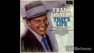Frank Sinatra - The impossible dream (the quest)