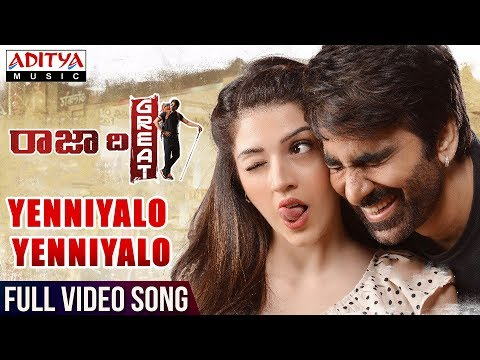 Yenniyalo Yenniyalo Full Video Song