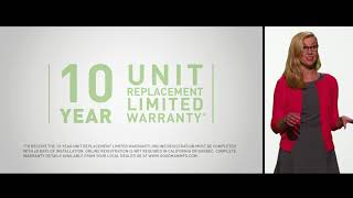 Goodman Limited Warranty