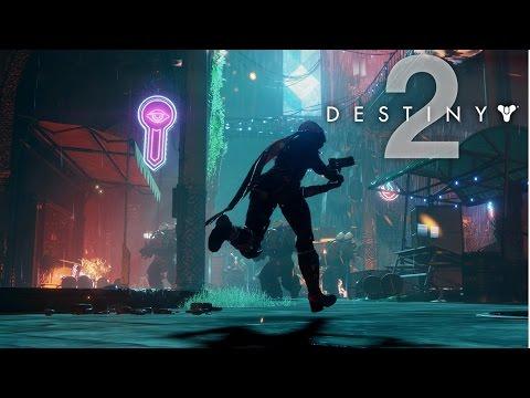 Destiny2 - Tráiler oficial de presentación de la acción