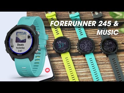 Review Garmin Forerunner 245 & 245 Music l Đồng hồ GPS tầm trung dành cho dân chạy bộ
