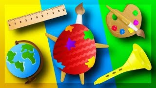 Мультики про Киндеры. Обзор на игрушки Барбоскины, фигурки Щенячий Патруль и других персонажей