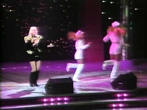Festival de Viña 1990, Xuxa, Ilarie