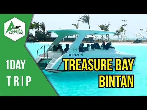 Video Satu hari di Bintan Lagoi Explore [Treasure Bay]