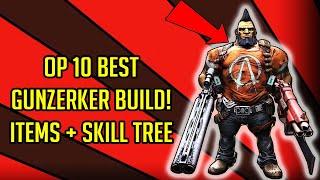 gunzerker build borderlands 2 level 80 - TH-Clip