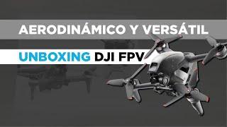 UNBOXING: DJI FPV COMBO