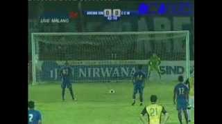 Arema Vs CCM 21 Gol & Highlight Final Piala Menpora 2013
