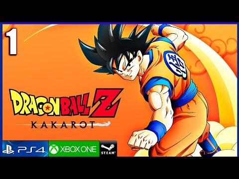 Gameplay de Dragon Ball Z Kakarot Ultimate Edition
