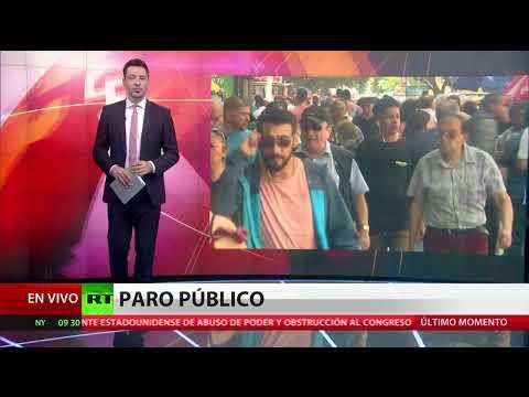 Solo 4 presidentes asisten a la asunción de Alberto Fernández en Argentina - NOTICIERO 10/12/2019