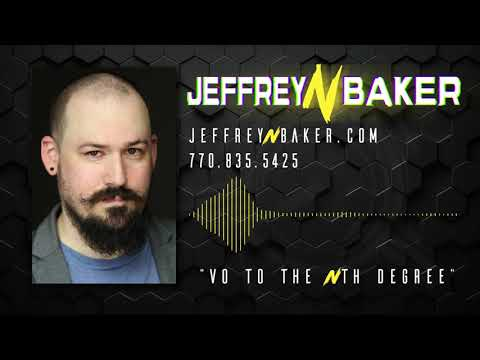 Commercial Voice Over Demo by Jeffrey N Baker