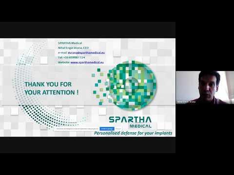 Spartha Medical, lauréate du programme NETVA'20 à Los Angeles