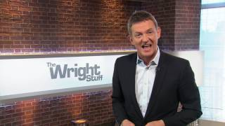 Check out what's coming up on tomorrow's show WrightStuff