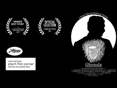 Ghonsla (Selected in Cannes Film Festival, 2015)