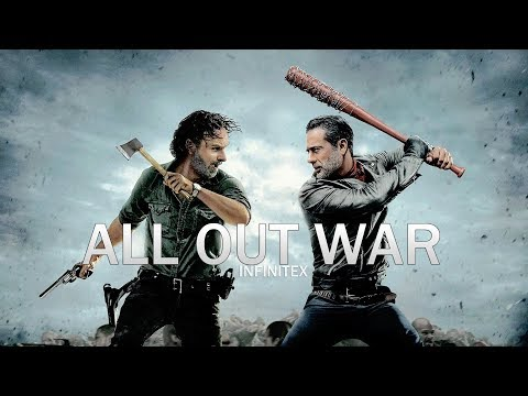 The Walking Dead || All Out War