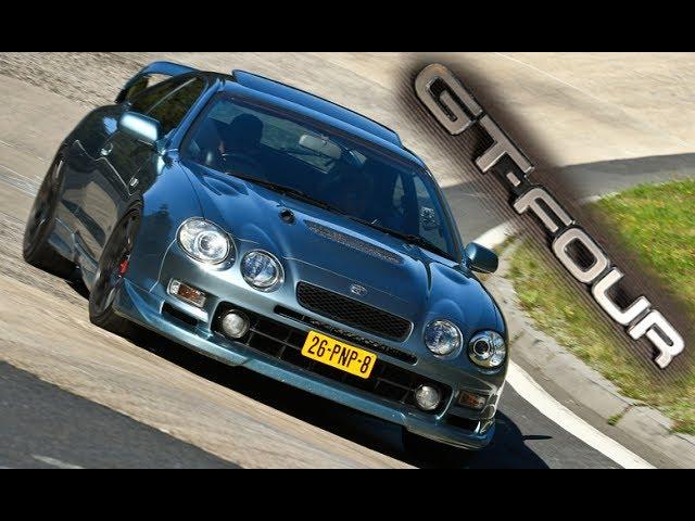 GT4 ST205 || AWD POWER