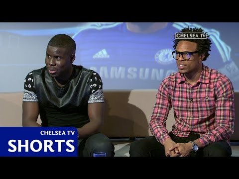 Remy and Zouma: Diego Costa is the funniest