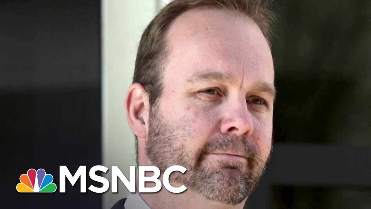 New Indication Ex-Trump Official Cooperating With Robert Mueller | The Last Word | MSNBC thumbnail