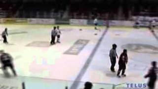 Nicholas Chouinard vs Jason Kelly Jan 13, 2011