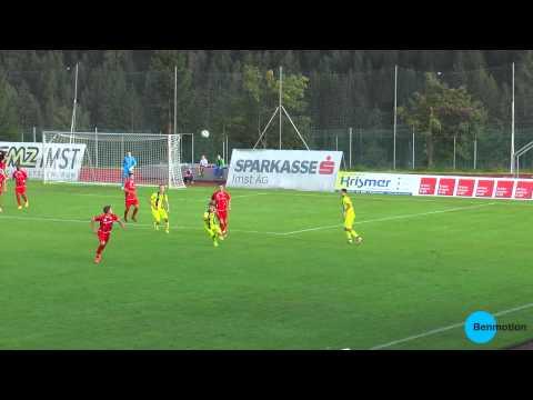 11. Runde UPC Tirolerliga SC Imst vs. SK Jenbach